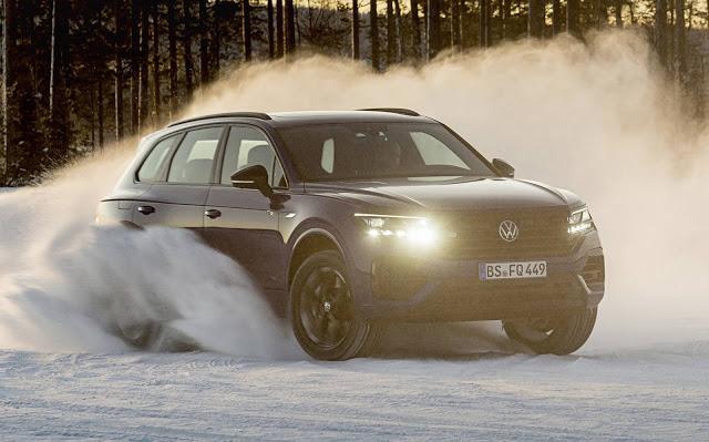 VW Touareg R: SUV esportivo com coração híbrido plug-in