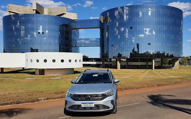 Nivus : SUV compacto mais barato para ser reparado - Brasil
