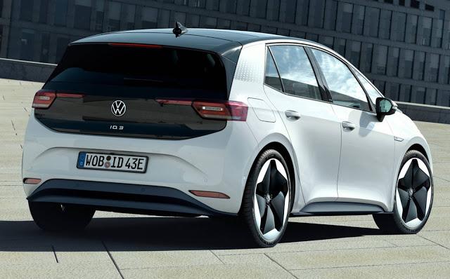 VW ID.3: motor de 200 cv cabe em uma mochila de academia