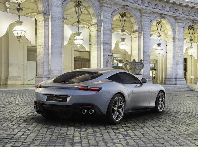 Ferrari Roma: nova Gran Turismo cupê - fotos e detalhes